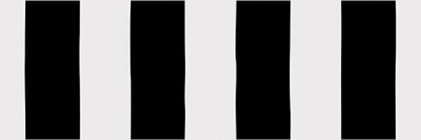 Vives czarno biała płytka na ściane płytka dekoracyjna 25x75