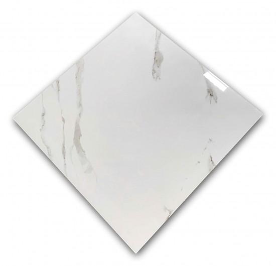 płytka imitująca marmur biały gres Carrara Absolute