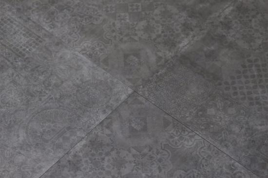 płytki grafitowe patchwork