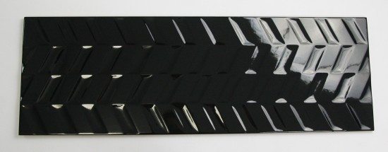 płytki czarne 3d
