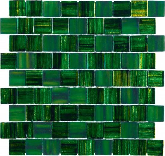mozaika szklana płytka dekoracyjna płytka do łazienki kuchni 29x29 zielona mozaika pod prysznic mozaika na ścianę na podłogę
