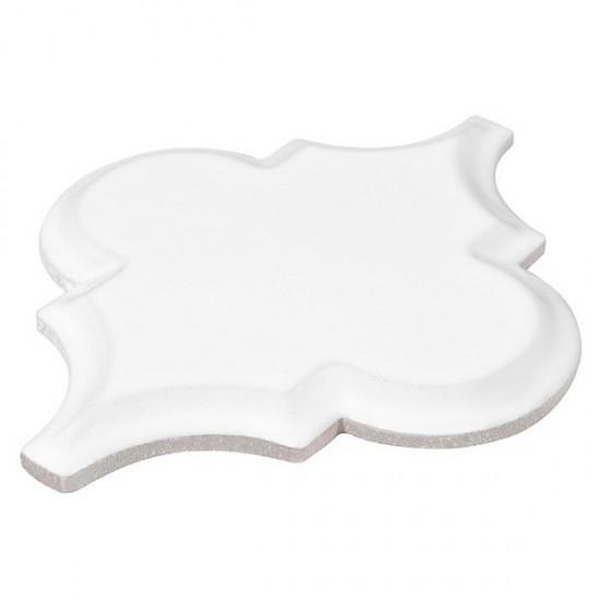 Dunin biała plytka na ściane mozaika płytka dekoracyjna nowoczesna łazienka kuchnia salon