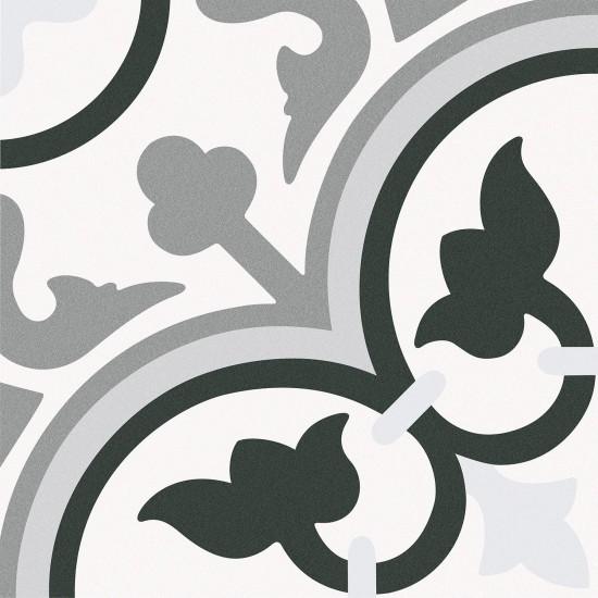 keros płytka patchwork płytka na podłoge 25x25
