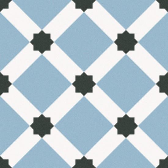 Keros płytka patchwork 25x25 płytka na podłogę 25x25  płytka w stylu patchwork
