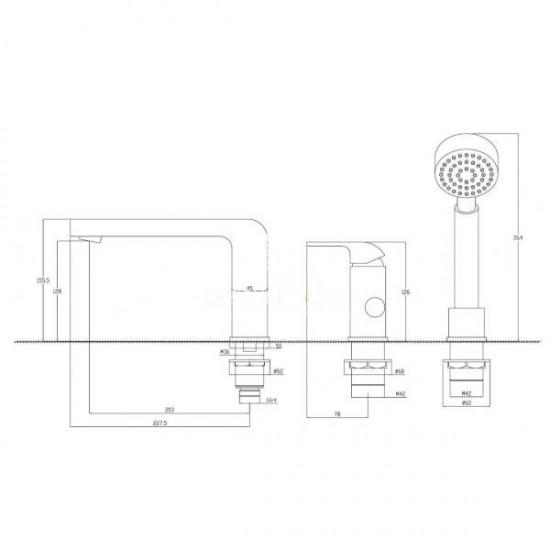 Bateria nawannowa Primo BQP 013M