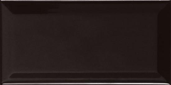 kafelki na ściane czarne kafle 10x20