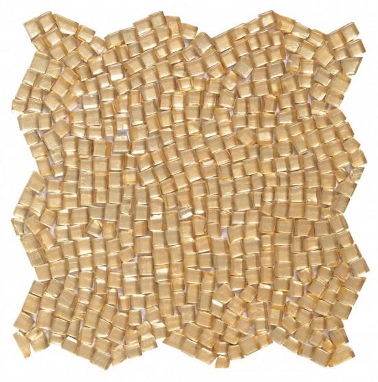 Mozaika szklana mozaika pod prysznic mozaika do łazienki kuchni mozaika na podłoge mozaika na ściane złota