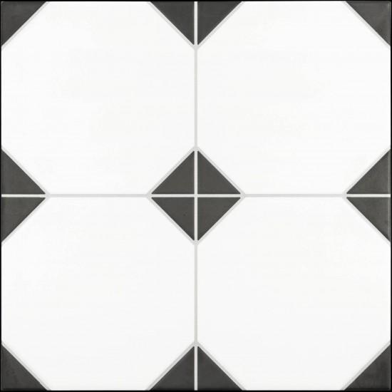 płytki podłogowe oktagon