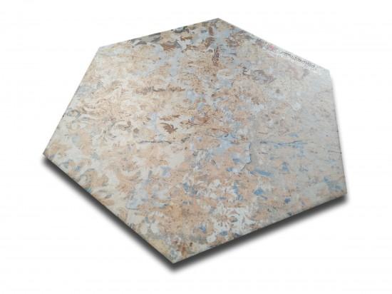 płytka heksagonalna carpet vestige Carpet Vestige Hexagon 25x29 Aparici