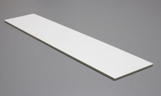 wow design chevron biały płytka na podłoge