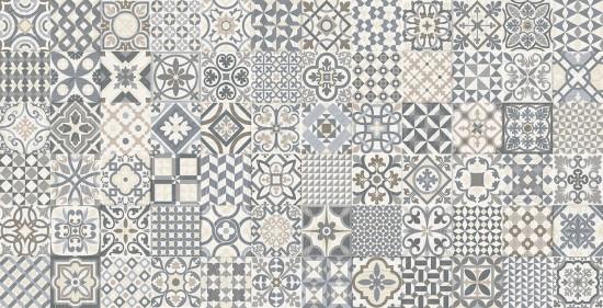 płytki patchwork na podłoge ściane szare Heritage GREY gayafores