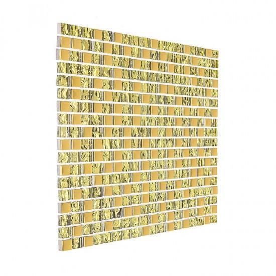 Dunin złota mozaika na ściane mozaika do łazienki