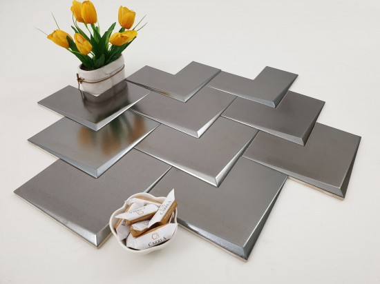 WOW DESIGN BOHO Elle Steel 20x20