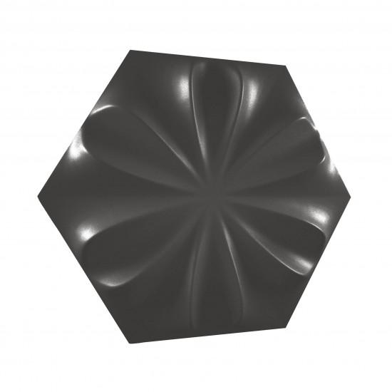 wow design nowoczesna łazienka płytka heksagonalna