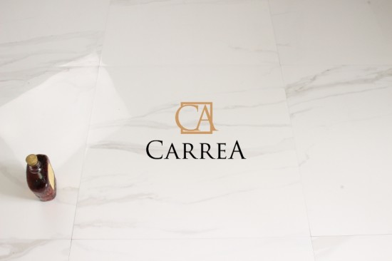 płytki podłogowe biała imitacja carrara wysoki połysk 75x75 60x60 60x120 navarti Forum Blanco RC
