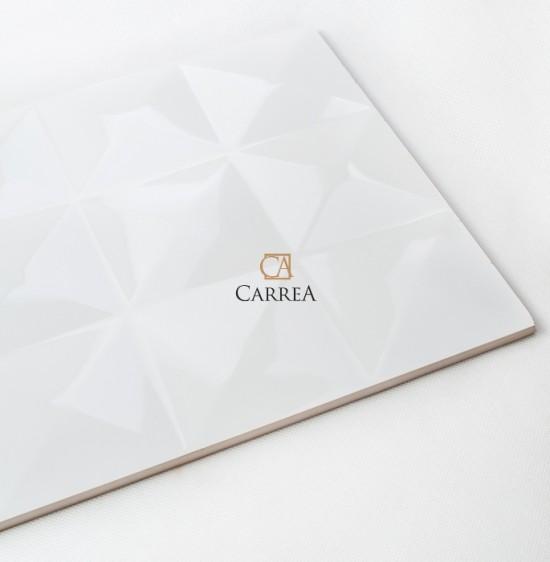 detale płytek ściennych 30x90 Nordic Blanco Guiza aparici