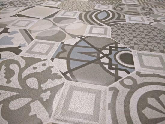 płytki patchwork szare 60x60 do łazienk goetiles flow