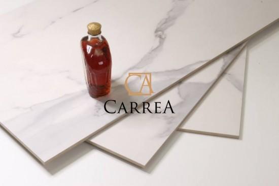 carrara płytki biały kamień