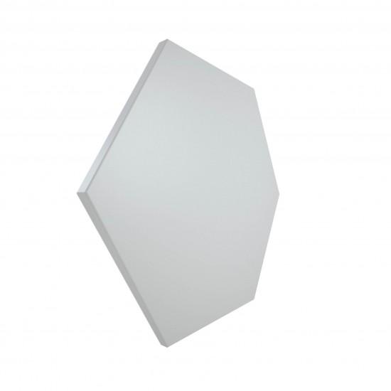wow design biały heksagon do łazienki kuchni salon