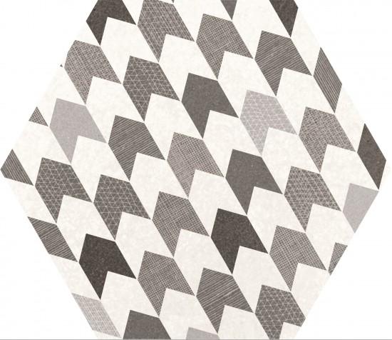 hexagon do lazienki salonu kuchni kafelki na ściane podłoge 17,5x20 nowoczesna łazienka salon kuchnia