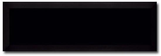 czarne płytki 10x30