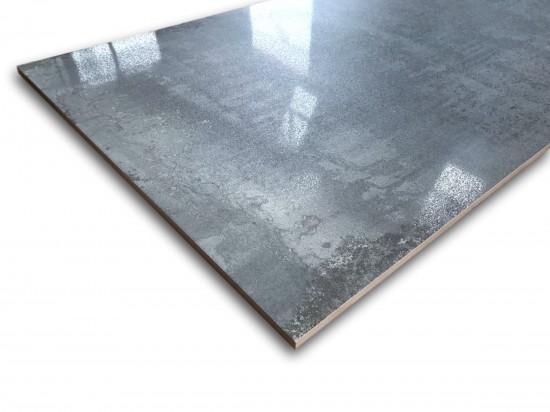 płytki rektyfikowane w lapatto zirconio 60x120 Rust Steel Lappato