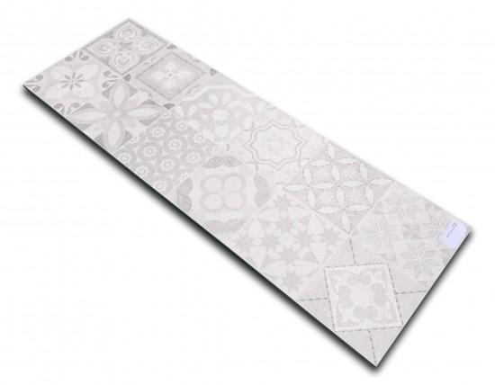 płytki ścienne 30x90 z efektem patchwork