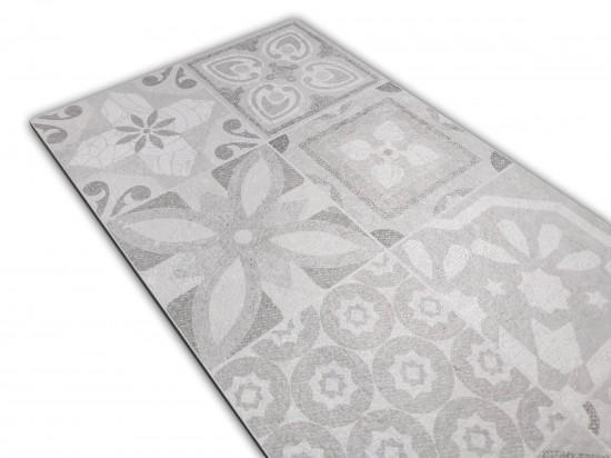 szare kafle patchwork 30x90