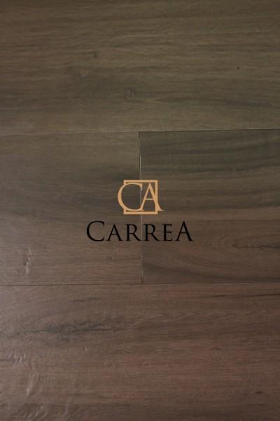 płytki hiszpańskie imitujące ciemne drewno Milena Nogal 20x120