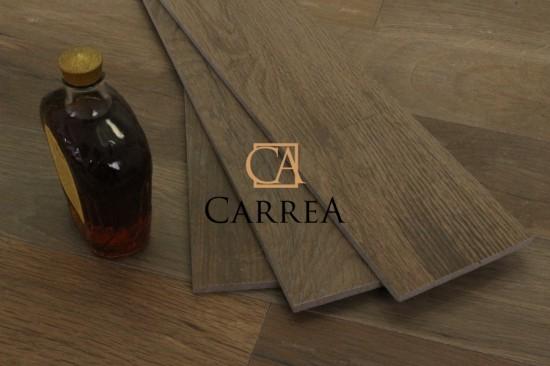 gres imitujący rustykalne drewno 14x100  EDIMAX Woodker Brown