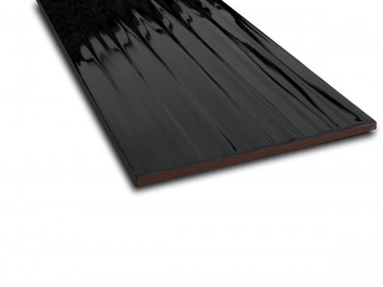 navarti Living Liner Negro Brillo 20x60 ścienne do łazienki
