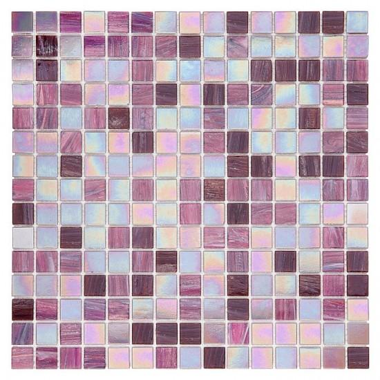 Dunin mozaika na ściane rózowa mozaika do łazienki