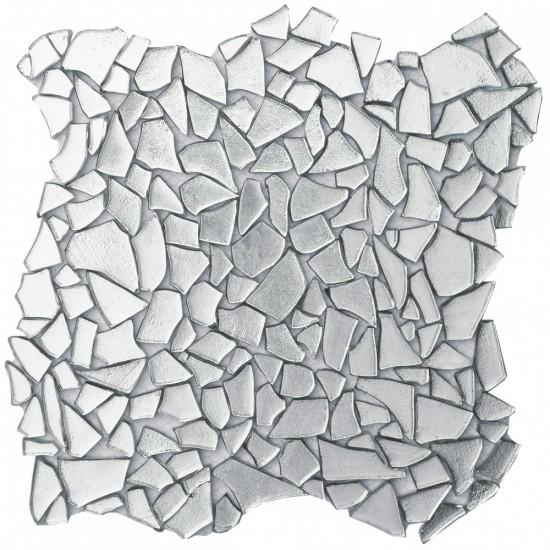 Mozaika efekt szkła mozaika na ścianę mozaika na podłogę mozaika do łazienki kuchni salonu 28x28
