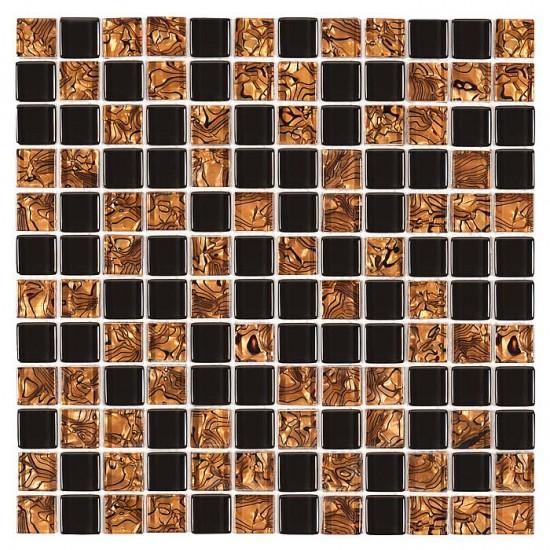 Dunin mozaika szklana 30x30 kolorowa mozaika nowoczesna łazienka