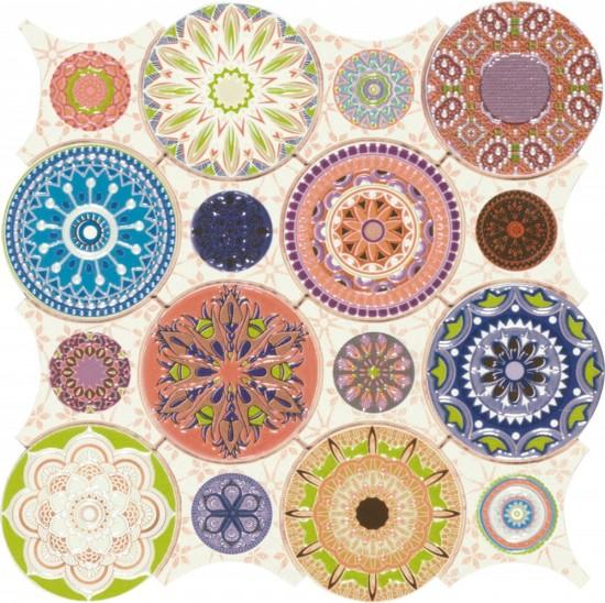 mozaika płytka dekoracyjna mozaika do kuchni łazienki przedpokoju 28x28