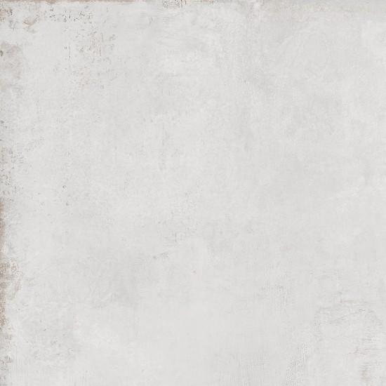 Perona płytki na podłoge 90x90 płytki szare gresowe rektyfikowane minimaliostyczna łazienka