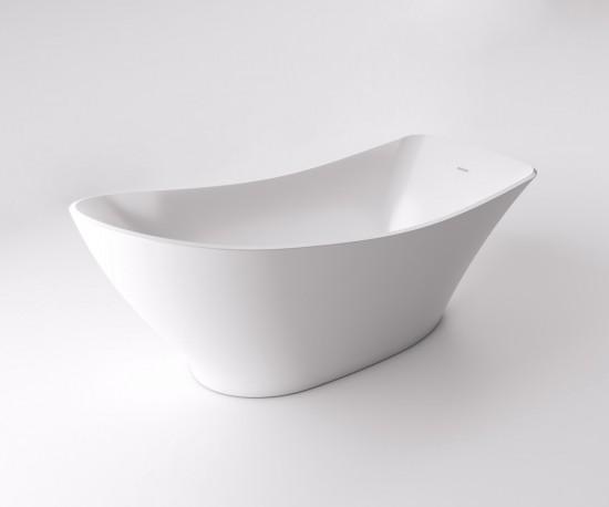 Massi biała wanna kształ inny ceramika