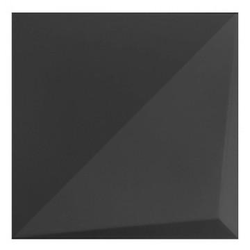 wow design czarne kafelki na ściane płytki dekoracyjne nowoczesna łazienka kuchnia salon czarne kafle dekoracyjne