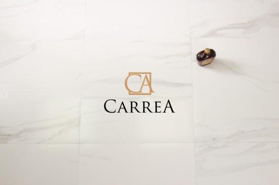 białe płytki do salonu marmurowe carrara Forum Blanco RC navarti 60x60
