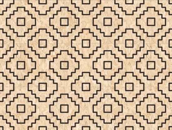 Vives płytki na podłoge ściane 60x60 płytki drewnopodobne ze wzorami geometrycznymi płytki do lazienki salonu kuchni gres