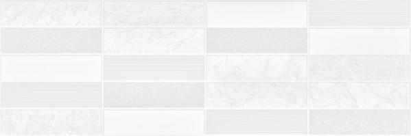 Baldocer biała płytka dekoracyjna 40x120