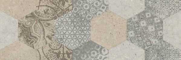 Baldocer płytka patchwork płytka dekoracyjna płytka na ściane 40x120
