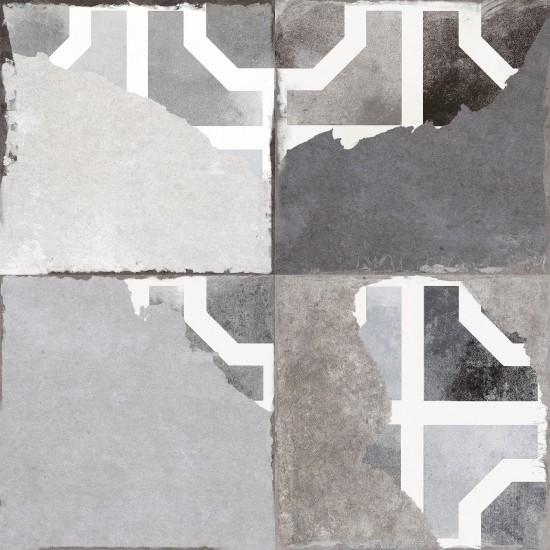 Peronda płytka patchwork płytka na podłoge 45x45