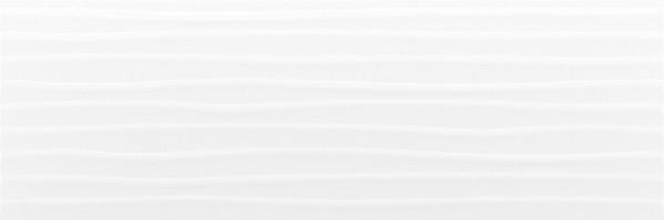 białe płytki dekoracyjne w pasy