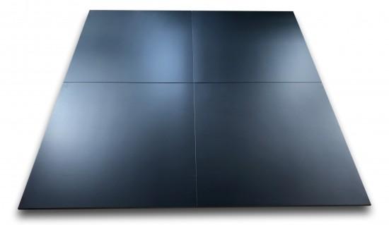 gres czarny roca pure black 60x60