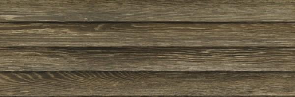 płytki drewnopodobne brązowe