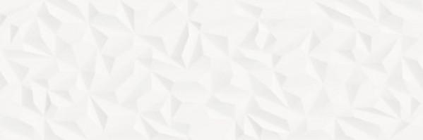 płytki dekoracyjne białe 40x120 Space Neve Satin baldocer