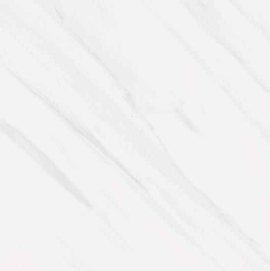 biały marmurek z delikatną smugą