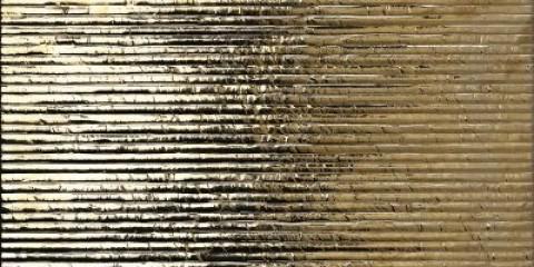 Realonda płytka na sciane złota złota płytka dekoracyjna połysk