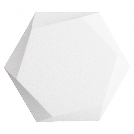 dunin biały panel ścienne 3d
